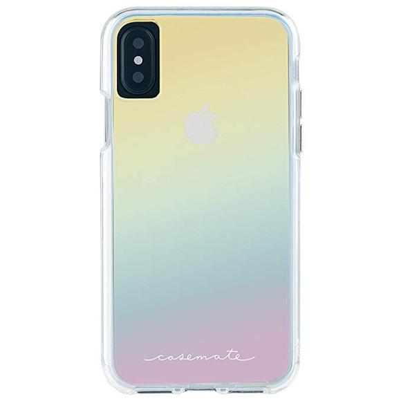 6d5d269b07b9 Case-Mate Iridescent iPhone 8 X Phone Case
